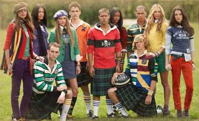 Ralph Lauren Rugby Fall 09