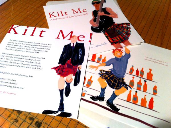 Kilt-book-material