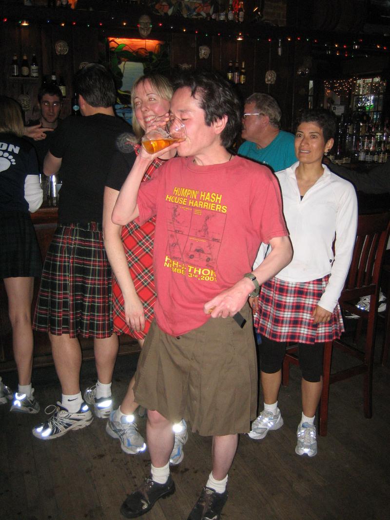 Scotland Day Hash!